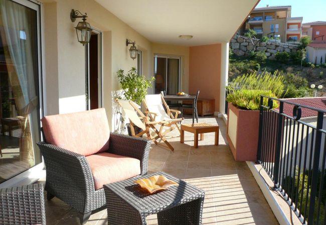 Ferienwohnung in Mandelieu-la-Napoule - HSUD0200