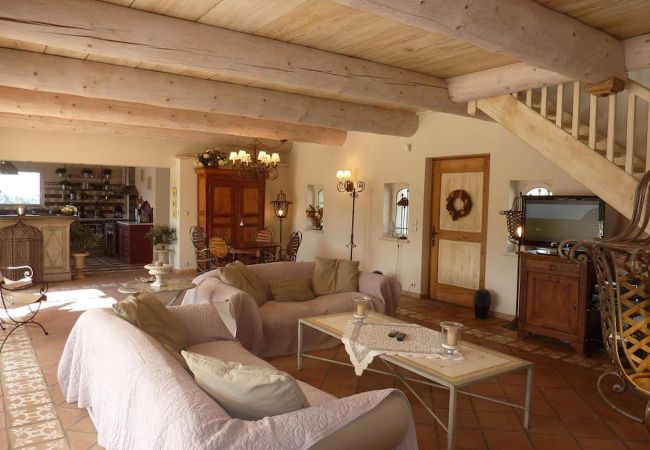 Villa in Tanneron - HSUD0851