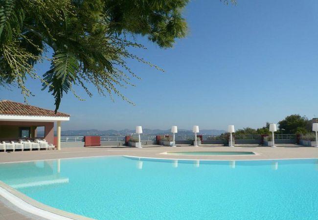 Ferienwohnung in Mandelieu-la-Napoule - HSUD0134