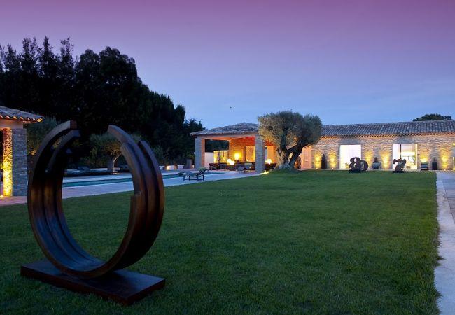 Villa in Saint-Tropez - HSUD0227