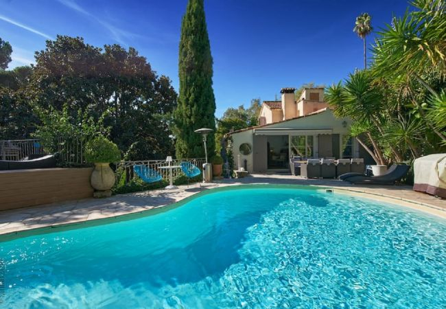 Villa in Cannes - HSUD0034