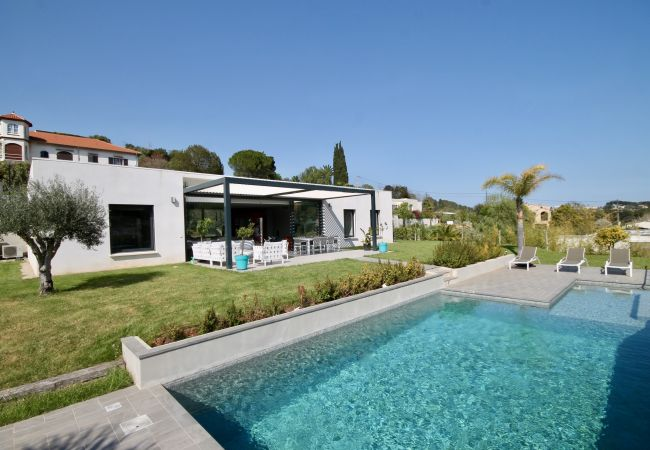 Villa in Antibes - HSUD0036