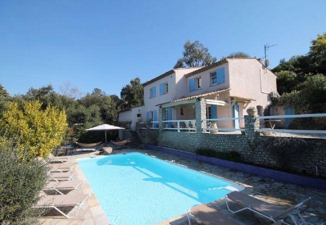Villa in Mandelieu-la-Napoule - HSUD0059