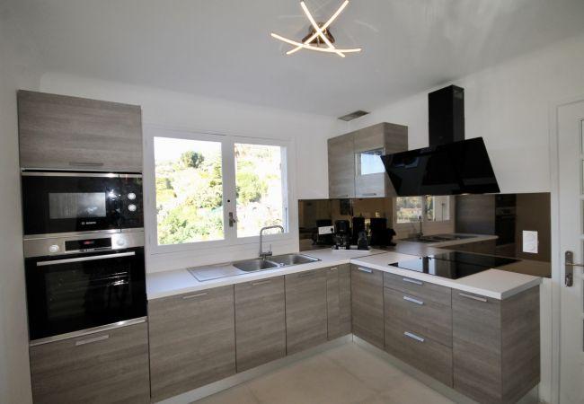 Villa in Mandelieu-la-Napoule - HSUD0051