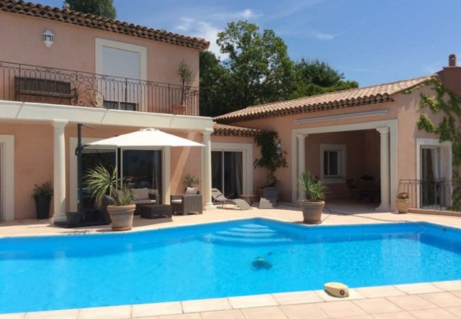 Villa in Mandelieu-la-Napoule - HSUD0624