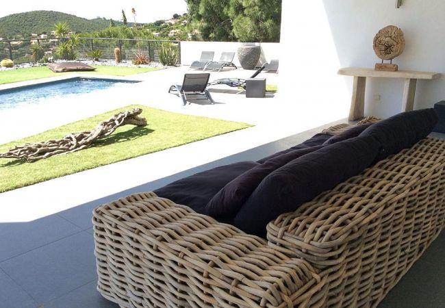 Villa in Saint-Tropez - HSUD0249