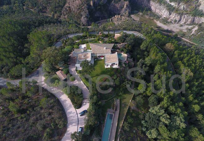 Villa in Mandelieu-la-Napoule - HSUD0031