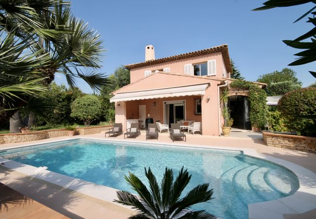 Villa in Mougins - HSUD0037