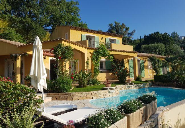 Villa in Opio - HSUD0274