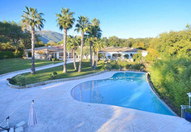 Villa in Roquefort-les-Pins - HSUD0080
