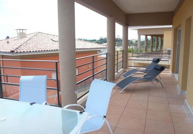 Appartement à Mandelieu-la-Napoule - HSUD0469