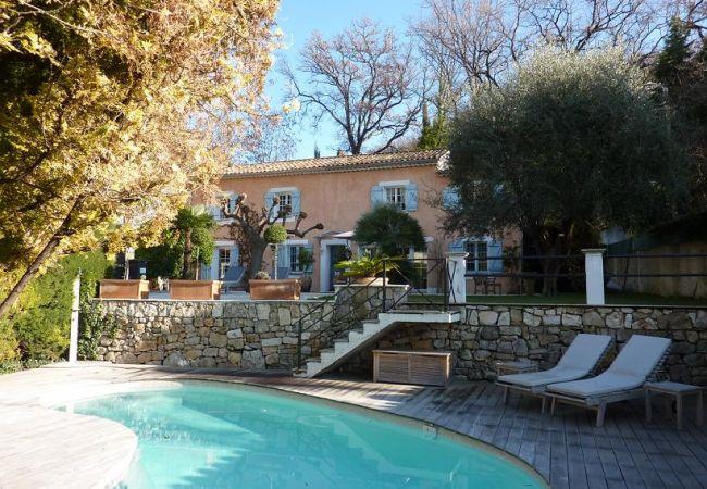 villa à Magagnosc - HSUD0556