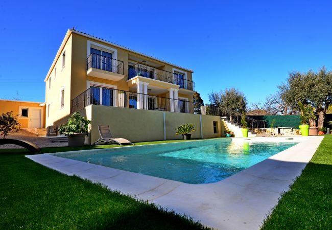 Villa à Antibes - HSUD0042