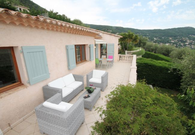 Villa à Grasse - HSUD0133