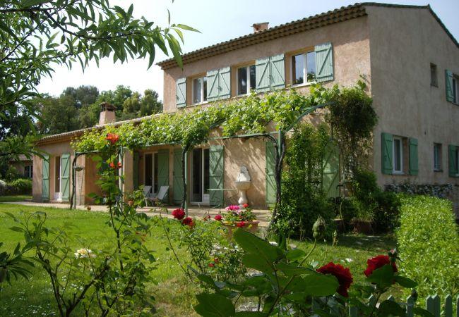 Villa à Roquefort-les-Pins - HSUD0847