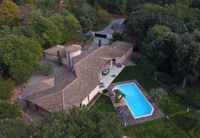 Villa à Mandelieu-la-Napoule - HSUD0019