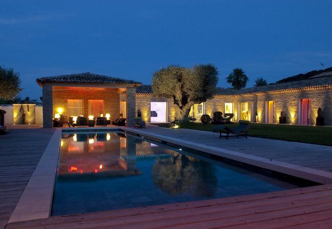 Villa à Saint-Tropez - HSUD0227