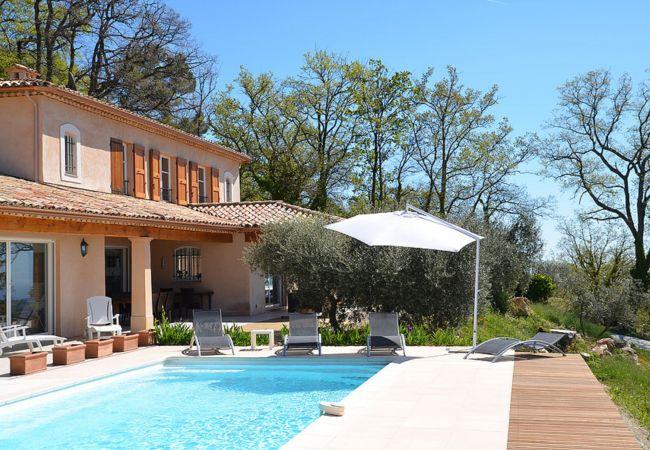 Villa à Grasse - HSUD0434