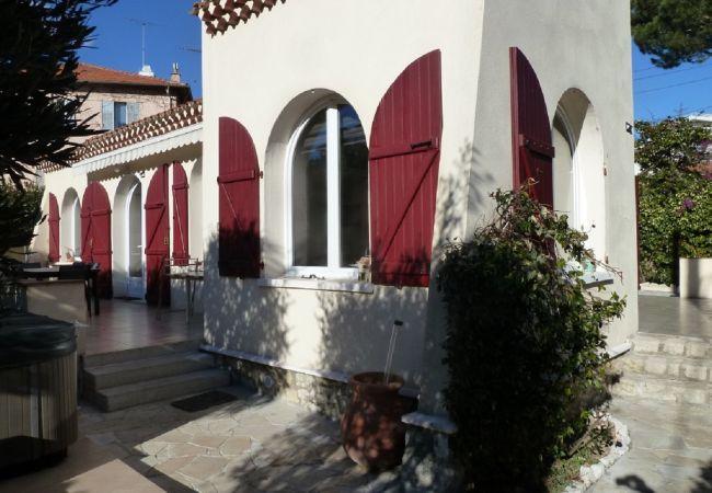 Villa à Juan-les-Pins - HSUD0060