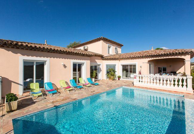 Villa à Les Adrets-de-l´Estérel - HSUD0102
