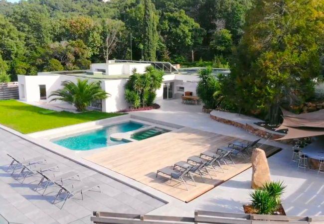 Villa à Mandelieu-la-Napoule - HSUD0040
