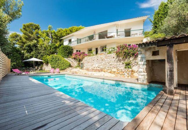 Villa à Vallauris - HSUD0054