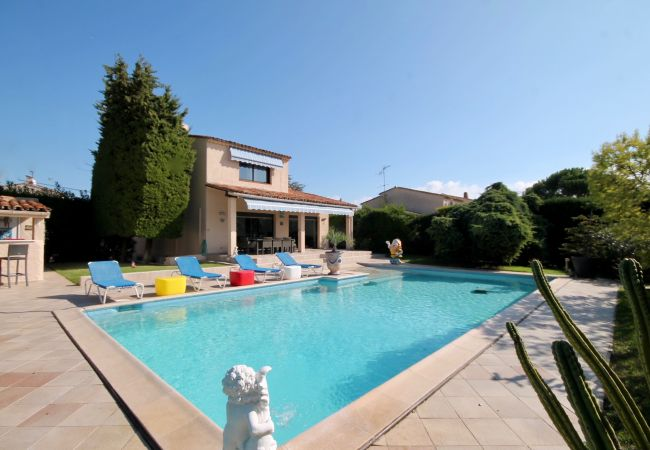Villa à Antibes - HSUD0040