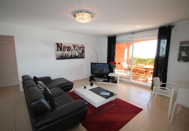 Апартаменты на Mandelieu-la-Napoule - HSUD0684