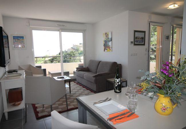 Апартаменты на Mandelieu-la-Napoule - HSUD0205