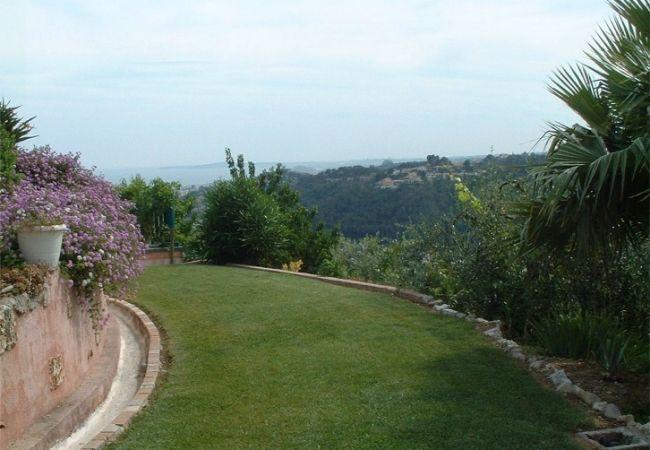 Вилла на Cagnes-sur-Mer - HSUD0714