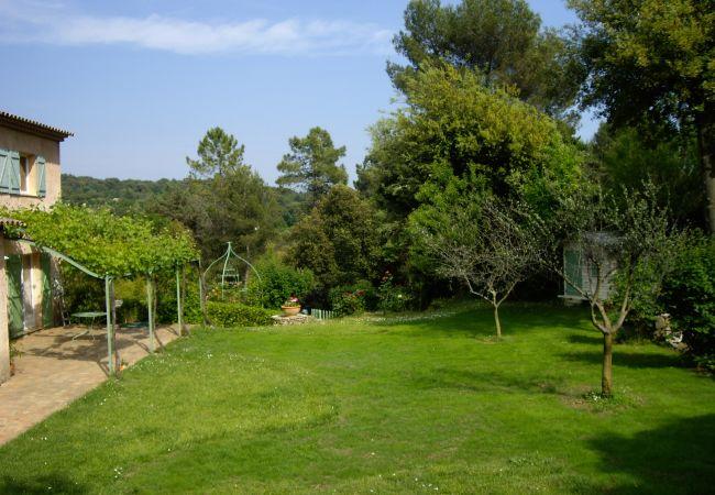 Вилла на Roquefort-les-Pins - HSUD0847