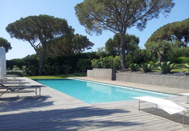 Вилла на Saint-Tropez - HSUD0214