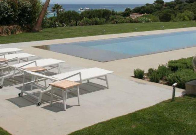 Вилла на Saint-Tropez - HSUD0218