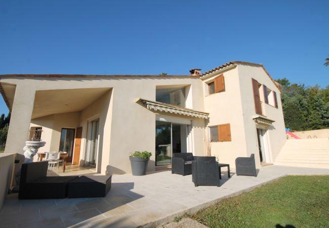 Вилла на Mandelieu-la-Napoule - HSUD0049