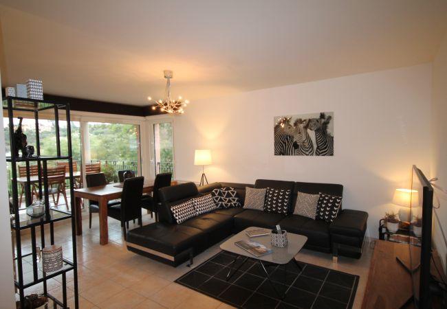 Апартаменты на Mandelieu-la-Napoule - HSUD0203