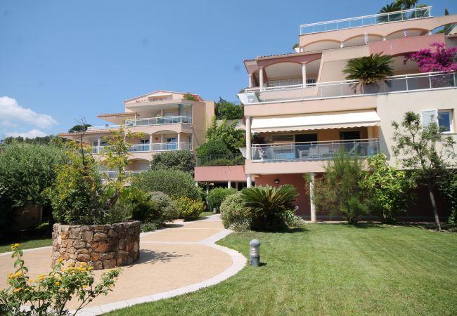 Апартаменты на Mandelieu-la-Napoule - HSUD0276