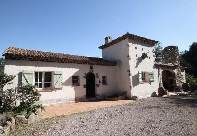 Вилла на Mandelieu-la-Napoule - HSUD0039